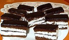 Nivel de dificultate:Începători Timp de pregătire:60 minute Cantitate:Pentru 8 persoane Ingrediente necesare: Folosim a tavă de 23 * 38 cm Pentru blat: 6 ouă 6 linguri zahăr pudră 6 linguri apă rece 6 linguri făină 3 linguri cacao 3 linguri ulei 1 plic praf de copt Pentru umplutură: 400 ml frișcă lichidă 150 ml miere … Tiramisu, Sweets, Ethnic Recipes, Kids, Gummi Candy, Candy, Goodies, Tiramisu Cake, Treats