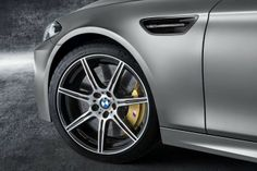 30th Anniversary Edition BMW M5 Gets Official