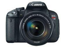 Canon T4i...