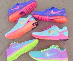 I like the ones in the middle the best but I like all of them!