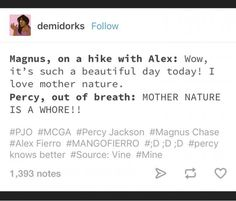 I imagine the seven would hold a grudge against nature forever Percy Jackson Memes, Percy Jackson Books, Percy Jackson Fandom, Rick Riordan Series, Rick Riordan Books, Leo Valdez, Solangelo, Percabeth, Trials Of Apollo