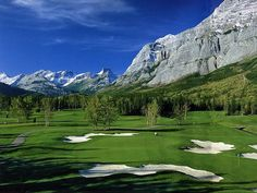 Kananaskis Golf Course Love Golf? Join the Honourable Society of Golf Fanatics. You'll Love Us! http://golffanatics.org (Scroll to the bottom of the home page and sign up for our Blog)