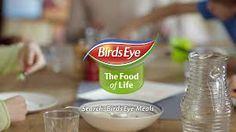 Birds Eye the food of life Fish Finger, Eye Logo, Birds, Eyes, Party, Life, Food, Essen, Bird