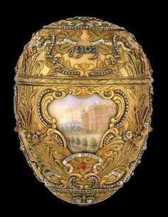 Faberge egg...