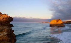 Our backyard is looking good! #12apostlescharters #12apostles #morning #waves #blue #ocean #australia #amazing_australia #seegor #sunrise #charters #boat #scenic #explore #travel #australia #victoria #greatoceanroad #portcampbell by 12apostlescharters
