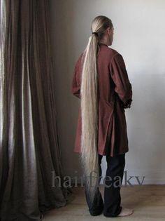 amazing hair...