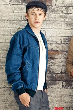Niall teen vogue
