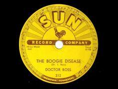 Doctor Ross  The Boogie Disease  SUN 212