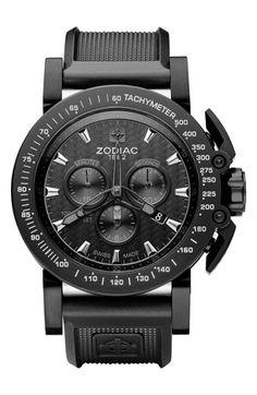Zodiac Chronograph Watch | Nordstrom