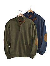 Men's Pullover Plus   Norm Thompson