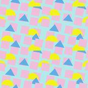 Postmodern Raindrops fabric by the_british_eccentric_studio on Spoonflower - custom fabric Textile Design, Fabric Design, Memphis Milano, Postmodernism, Graphic Patterns, Rain Drops, Custom Fabric, Spoonflower, 80s Nails
