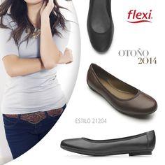 Estilo Flexi 21204 Dama - #shoes #zapatos #fashion #moda #goflexi #flexi #clothes #style #estilo #otono #invierno #autumn #winter