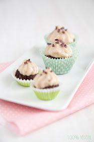 #Raw #vegan cupcakes