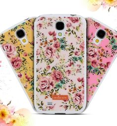 Orange Note Flower Jelly Case 3