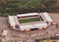 Ewood Park, Blackburn Rovers FC. (Visits: 2)