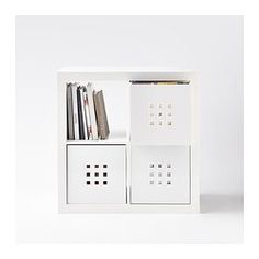 LEKMAN Box - white - IKEA. Since the white ITSO boxes I bought from Target are apparently not sold anymore.