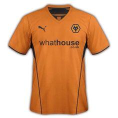 Wolves 2013-2014 Home Shirt Wolverhampton 61b150a47
