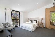 Main bedroom w views, bespoke WIR & ensuite
