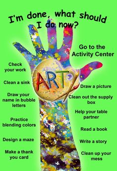 art classroom activities for early finishers Freetime Activities, Art Activities, Classroom Activities, Middle School Art, Art School, High School, Art Room Posters, Art Classroom Management, Classe D'art