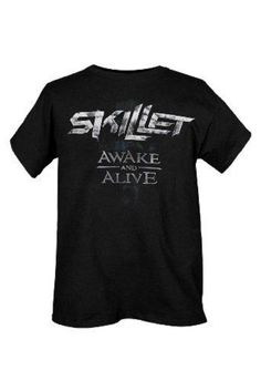 Skillet Awake & Alive T-shirt from Hot topic