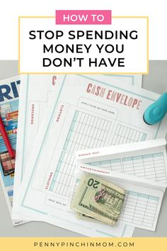 So, you want to stop spending money. That might be easier said than done. When it comes to managing your money, there are things you need to do. You know you need to budget, try to get out of debt and control your spending. Here is an easy guide to stop spending money.