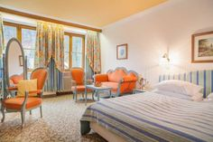 Hotel St. Georg Zell am See This stylish country hotel enjoys a very quiet location close to the centre of Zell am See and only 300 metres away from the City Express Cable Car. Free WiFi is available in all rooms.