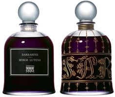 Sarrasins Serge Lutens perfume - Top note is floral, middle notes are carnation and jasmine, base note is musk
