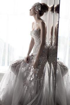J'Aton Couture Wedding dress #vestidosdenovia #modabodas #novias