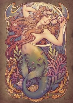 By Medusa Dollmaker | mermaids | Pinterest https://fr.pinterest.com/pin/172684966944964785/