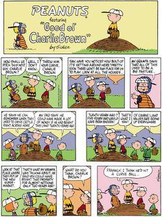 Peanuts comic for Jun/28/2015