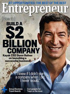 Entrepreneur Magazine - May 2014.