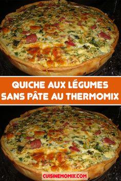 Vegetable Quiche, Quiche Lorraine, Ramadan Recipes, Egg Dish, Quinoa, Entrees, Brunch, Dishes, Vegetables