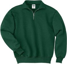 fa19723d2e 50 50 Super Sweats NuBlend Fleece Quarter-Zip Pullover