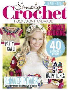 Simply Crochet Issue 32 2015 - 轻描淡写 - 轻描淡写