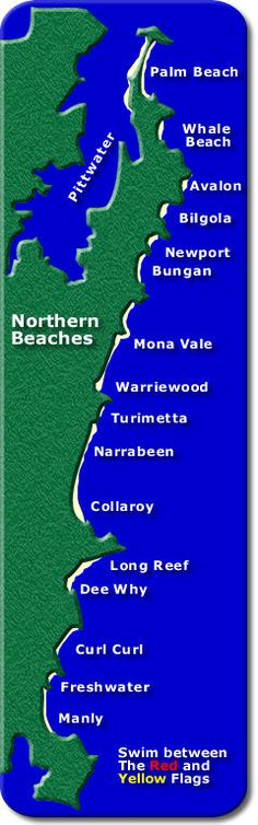 sydneys nortahn beaches Browse photo profiles & contact from sydney northern beaches, new south wales on australia's #1 dating site rsvp free to browse & join.