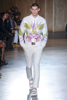 Givenchy MEN | Paris | Verão 2012 RTW