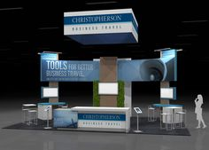 Visit the post for more. Show Booth, Trade Show, Business Travel, Display, Exhibit Design, Exhibition Stands, Booth Ideas, Exhibitions, Decor