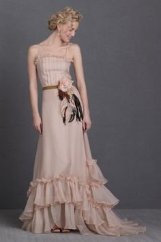 BHLDN Sweet Tea Gown...so soft and lovely