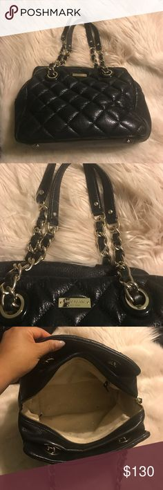 Quilted Kate Spade shoulder bag. Excellent Quilted Kate Spade shoulder bag. Excellent Conditions kate spade Bags Shoulder Bags