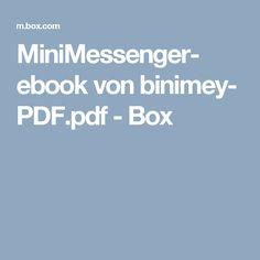 MiniMessenger- ebook von binimey- PDF.pdf - Box