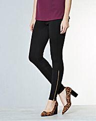 Zip Detail Legging Regular  #Oxendales #SS16 #Fashion