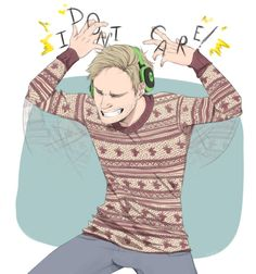 Pewdiepie by PontyK i just find boy's who wear sweaters cute! wheres a cry one by this artist