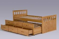 single bed with storage - Google Search