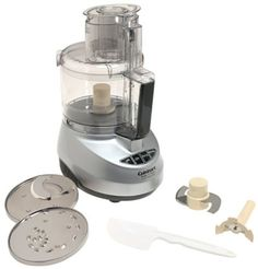 Food processors chop, slice, shred, puree, juice and knead a wide array of foods. Learn about food processors and read reviews of food processors.