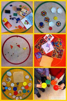 Zoek dezelfde vorm en met je groepje met deze vorm spulletjes uit de klas, waar de vorm in zit.@mijnhartje@obs_koppel