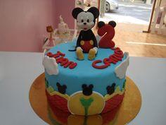 Tarta Niño Mickey