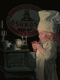 Chef       Bob Byerley (1941, American)