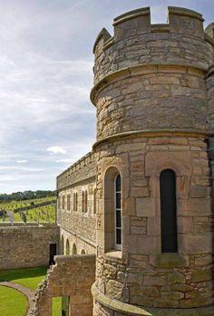 #FreeAttraction_3: Visit Jedburgh Castle & Jail Museum & enjoy the stunning views. Duncan House, Kelso, Scottish Borders www.thebandbdirectory.co.uk/10307