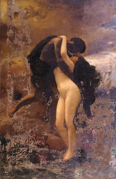 Frederic, Lord Leighton Helios and Rhodes