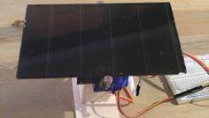 Arduino Solar Tracker - Linear Actuator